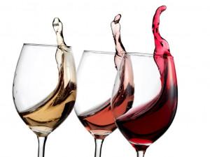 High wine foto